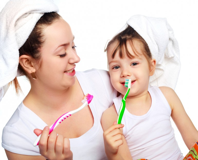 copiii si dentistul